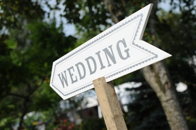 Lifestylefoto.com Wedding Photography by John Grayston - Wedding Sign