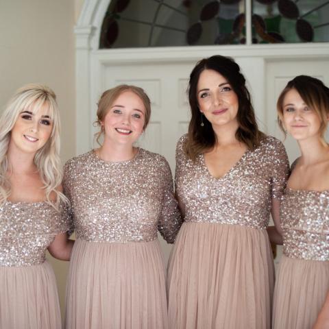 Lifestylefoto.com Wedding Photography by John Grayston - Girl Power!!