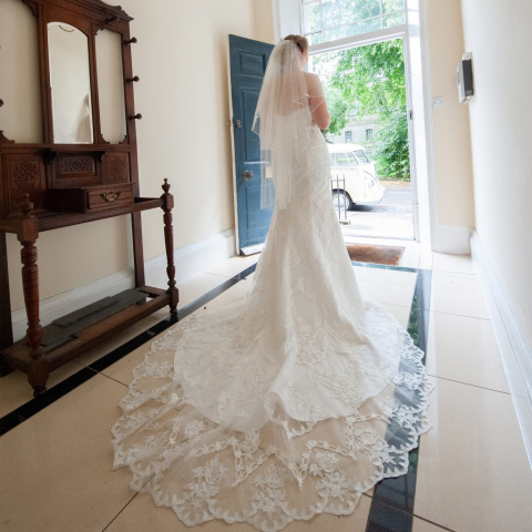 Lifestylefoto.com Wedding Photography by John Grayston - Leaving for Church