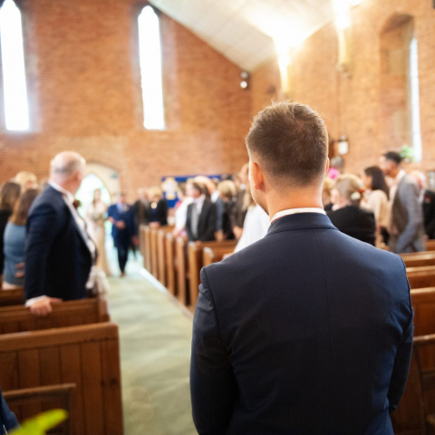 Lifestylefoto.com Wedding Photography by John Grayston - Bride Arriving at Church