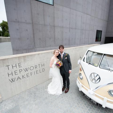 Lifestylefoto.com Wedding Photography by John Grayston - Hepworth Gallery