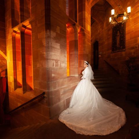 Lifestylefoto.com Wedding Photography by John Grayston - Peckforton Castle