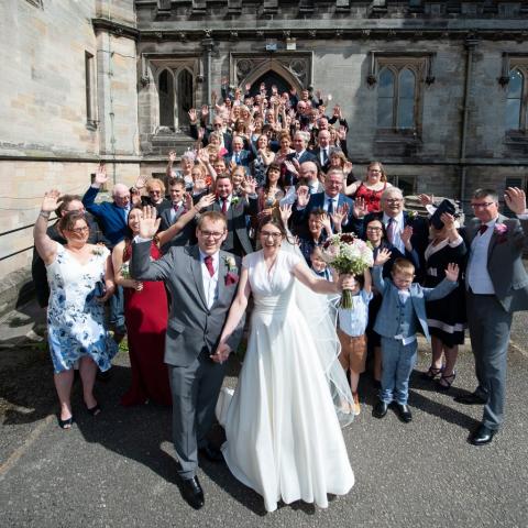 Lifestylefoto.com Wedding Photography by John Grayston - Lancaster Golf Club