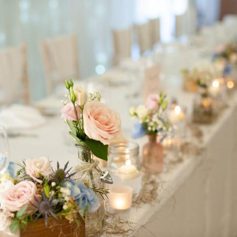Lifestylefoto.com Wedding Photography by John Grayston - Top Table