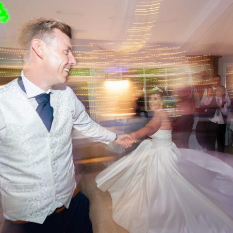 Lifestylefoto.com Wedding Photography by John Grayston - Disco Dancefloor
